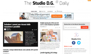 The Studio D.G. ® Daily